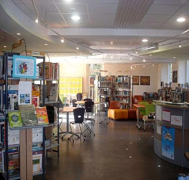 Centre de Documentation et d'Informations (CDI) - Collège privé catholique et bilingue | Institut de l'Assomption à Colmar (Haut-Rhin, Alsace)