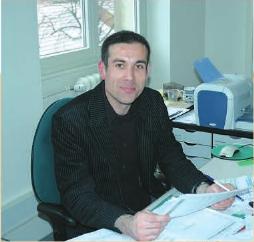 Conseiller principal d'Education : Marc WOELFLE - Institut de l'Assomption à Colmar (Haut-Rhin, Alsace)