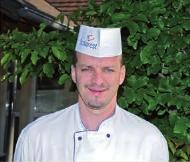Scolarest - Le chef Eric OBERLIN - Institut de l'Assomption à Colmar