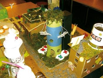 Concours des journées de l'architecture - Institut de l'Assomption à Colmar (Haut-Rhin, Alsace)