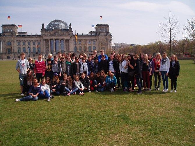 Echanges avec Peine - Allemagne - Institut de l'Assomption à Colmar (Haut-Rhin, Alsace)