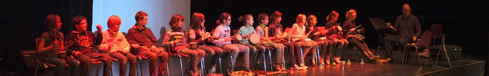 Comédie Musicale - Fête culturelle de l'Institut de l'Assomption à Colmar (Haut-Rhin, Alsace)