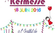 Affiche Kermesse 2016