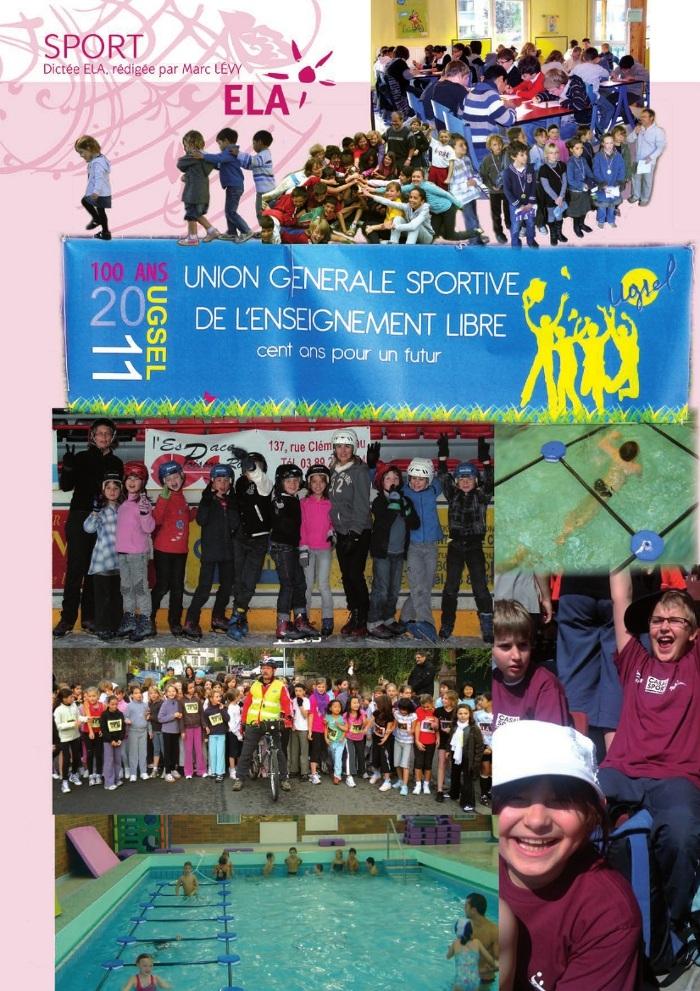 UGSEL - Union générale sportive de l'enseignement libre - École privée maternelle, primaire, élémentaire et collège | Institut de l'Assomption à Colmar (Haut-Rhin, Alsace)